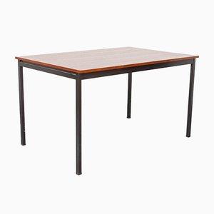 3707 Teak Extending Table from Gispen