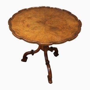 Niedriger Walnuss Tisch