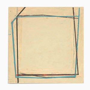 Elizabeth Gourlay, Subulo 1, 2013, Grafito y óleo sobre tabla