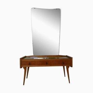 Italienische Schubladen mit Spiegel, 1960er