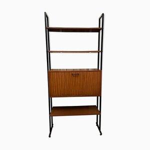 Bookshelf Cabinet on Feet, 1960s