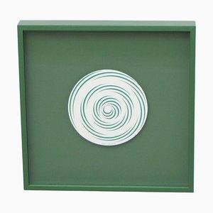 Gabbia Rotor Relief serie 133 di Marcel Duchamp, 1987