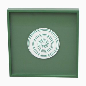 Series 133 Cage Rotor Relief Konig by Marcel Duchamp, 1987