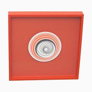 Gabbia Rotor Relief serie 133 di Marcel Duchamp, 1988