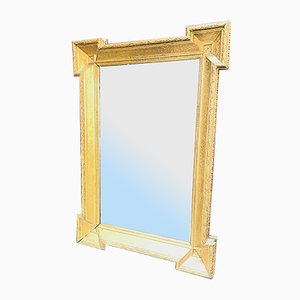 Spiegel Goldener Servierteller