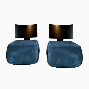 Tazia Stühle von Pascal Mourgue für Cinna, 2er Set