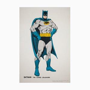 Poster vintage di Carmine Infantino, Batman, 1966