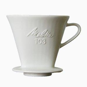 Tazza di Melitta, Germania, anni '50