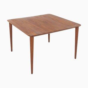 Teak Coffee Table by Peter Hvidt & Orla Mølgaard-Nielsen for France & Son, Denmark, 1960s