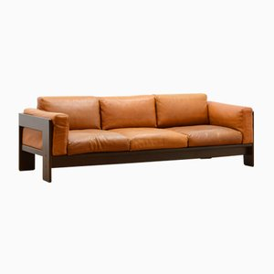 3-Seater Bastiano Sofa by Tobia & Afra Scarpa for Gavina, Italy, 1960s
