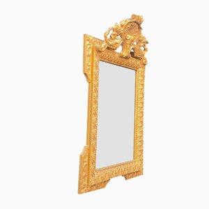 Specchio classico dorato, Francia