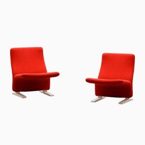 Concorde oder F789 Stühle von Pierre Paulin für Artifort, 1960er, 2er Set