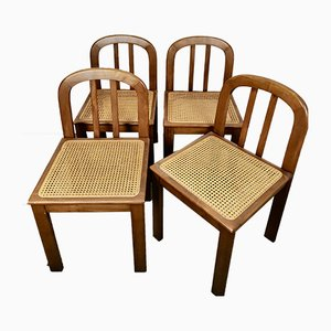 Dining Chairs, 1980s, Set of 4