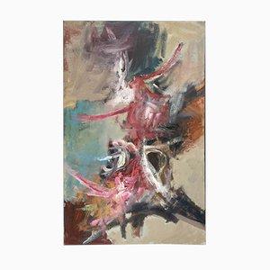 Tree, Oil on Canvas