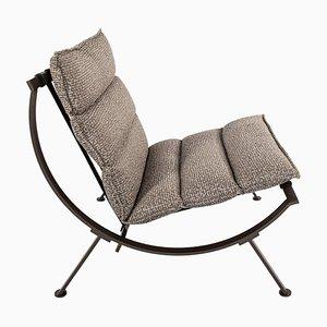 Opposite Chair in Dehomecratic Fabric