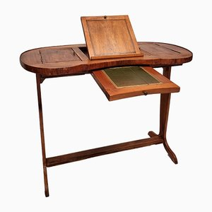 Directoire Style Desk in Cherry, 19th Century