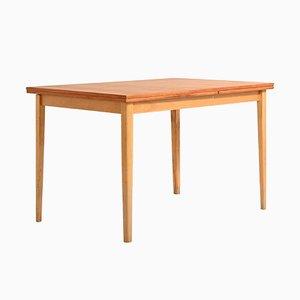 Ausziehbarer Teak Tisch