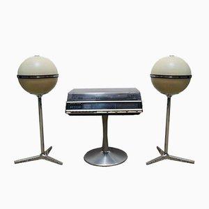Studio 3010 Hifi Stereo System from Grundig, 1970s