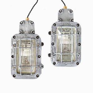 Industrial Walsall Bulkhead Light