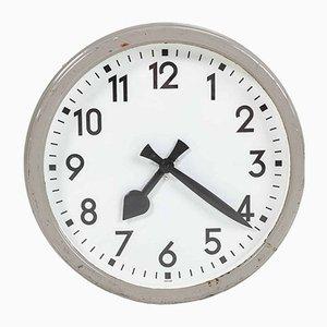 Industrielle Uhr von Tele Norma
