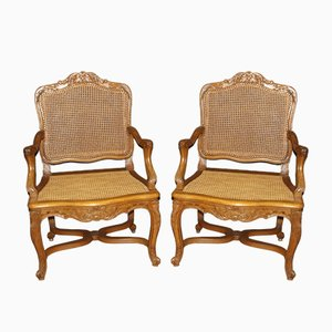 Late 19th Century Regency Style Chairs, Set of 2
