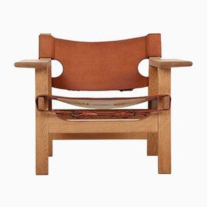 Chaise 2226 par Børge Mogensen pour Fredericia
