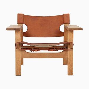 2226 Spanish Chair von Børge Mogensen für Fredericia