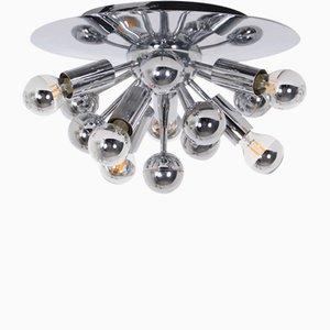 Sputnik Wand- oder Deckenlampe von Gaetano Sciolari für Boulanger