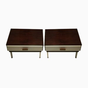 Night Stands, 1970s, Set of 2