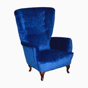 Royal Blue Sea Chair