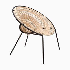 Silene Stuhl von Angeletti Ruzza für Bottega Intreccio