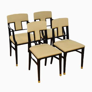 Chairs, Set of 4