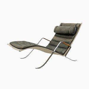 Grasshopper Lounge Chair by Jørgen Kastholm & Preben Fabricius for Kill, 1970s