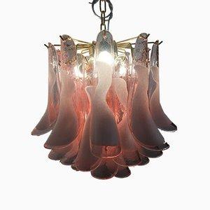 Lámpara de araña Selle Sputnik de cristal de Murano de Italian Light Design