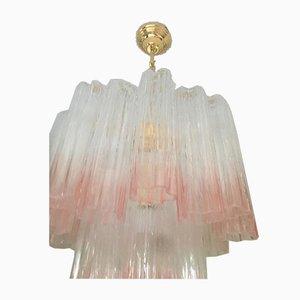 Lampadario Tronchi Sputnik in vetro di Murano di Italian Light Design