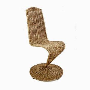 Banana Leaf S Stuhl von Marzio Cecchi für Most, Italien, 1970er