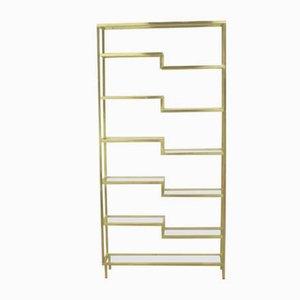 Brass Shelves, 1970s
