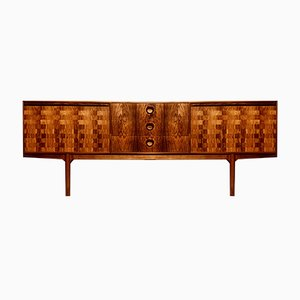 Mid-Century Sideboard in Rosewood by Tom Robertson for McIntosh, 1968