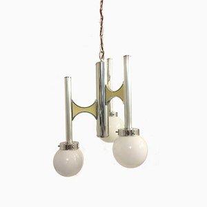 Ceiling Lamp from Sciolari, Italy, 1970s