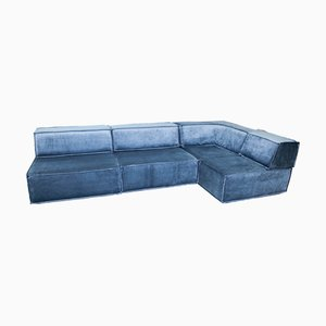 Modular Trio Sofa by Team Form AG for Cor, Germany, 1970s, Set of 8