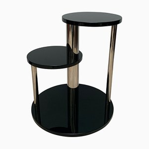 Art Deco Style Round Side Table