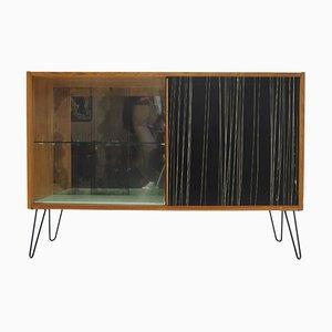 Vintage Cabinet by B. Landsman & H. Nepozitek for Jitona, 1960s