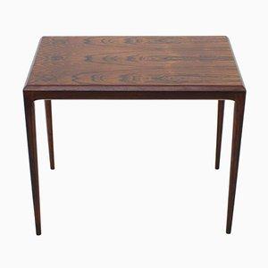 Palisander Side Table by Johannes Andersen, Denmark, 1960s