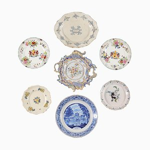 Dishes, Set of 8