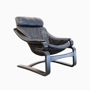 Dänischer Apollo Lounge Chair von Skippers Furniture, 1970er