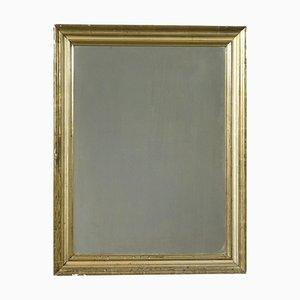 19th Century End Mirror