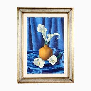 Virgilios, óleo sobre lienzo