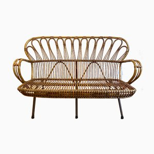 Bamboo Bench, 1970s