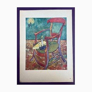 Vincent van Gogh, Lithographie IX, 1950, Papier