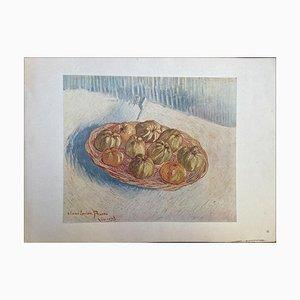 Vincent van Gogh, Litografía II, 1950, Papel